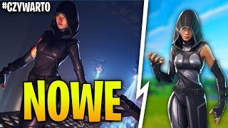 FORTUNA (FATE)-NEW LEGENDARY SKIN GAMEPLAY #czywarto | Fortnite Battle Royale