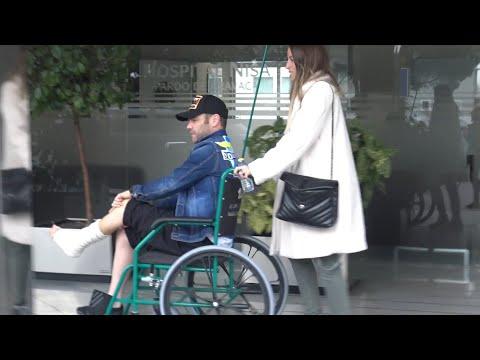 Fonsi Nieto recibe a alta hospitalaria
