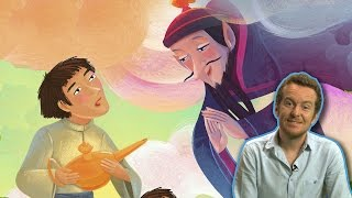 Aladdin | Short Story for Kids read by How To Be A Dad | Story Time