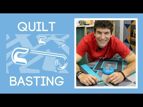 Quilt Basting Basics Made Easy!