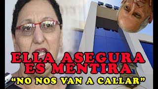 Lorena Peña ES SEÑALADA POR LA FGR de AMENAZ4R a auditores de la CCR