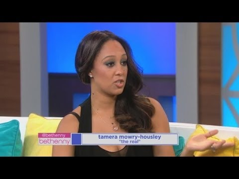 Tamera Mowry-Housley on Racist Criticism of Her Interracial Marriage
