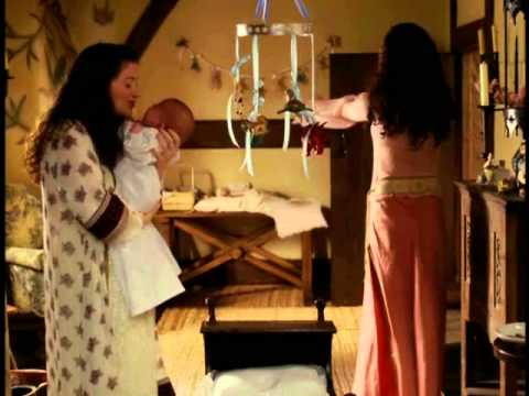 Danny, Oopsy & Melody Meet Ella Enchanted Part 1 Main Titles/Lucinda Gives Ella The Gift of Ob