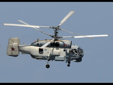 WARNING TO US NAVY !!! Ka-27 Naval Helicopters are looking for you