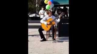 Маленький испанский танец