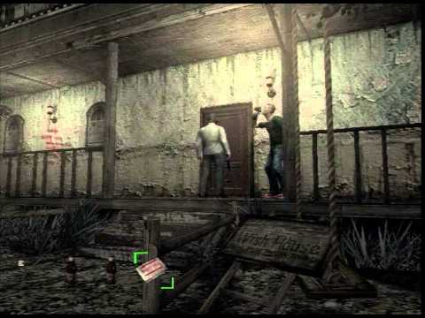 Xbox Longplay 034 Silent Hill 4 The Room Part 1 Of 4 Youtube