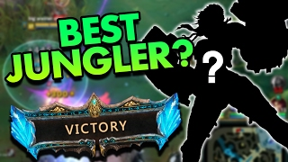 THIS IS THE BEST JUNGLER TO CARRY AS IN SEASON 7 - League of Legends Commentary
