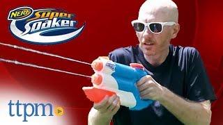 Nerf Super Soaker Soakzooka, Splashmouth, and Twin Tide from Hasbro