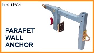 Parapet Wall Anchor - FallTech