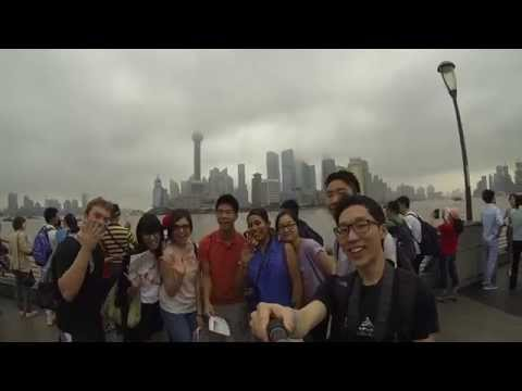 8 Strangers. China AIESEC Adventure [GoPro]