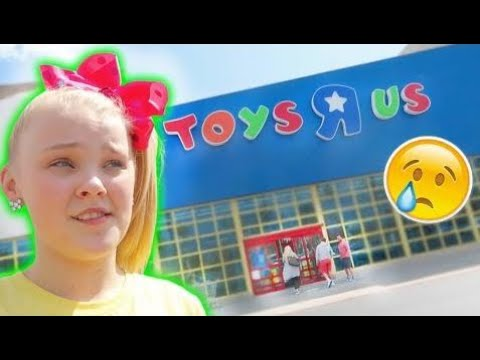 [JoJo Siwa] Last Time Ever Going To Toys R Us.... *emotional*