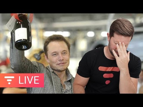New York Post Attacks Elon Musk, Let's Talk about It [LIVE]