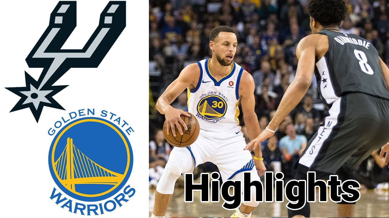 Download Spurs vs Warriors HIGHLIGHTS Full Game | NBA January 20