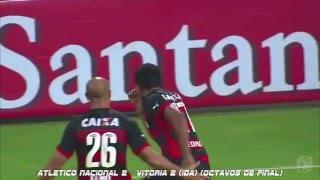 Todos Los Goles de la Copa Sudamericana 2014