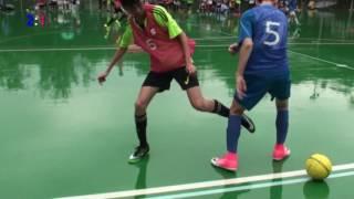 賽馬會五人足球盃U15分組賽 羅氏基金中學對 陳朱素華紀念中
