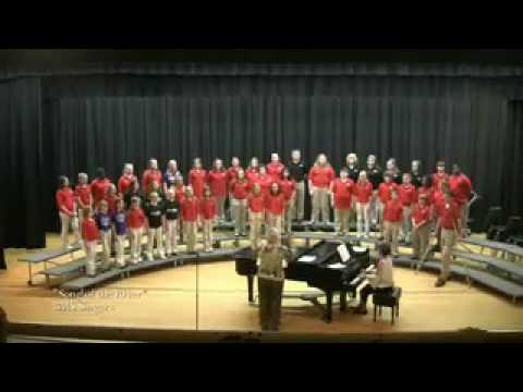 Bueker Middle School Spring Concert, Part 1