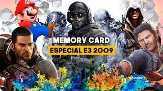 Memory Card: Especial Retro E3 2009: Uncharted 2, New Super Mario y el nacimiento de Kinect