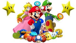 Top 10 Mario Bros Power Ups