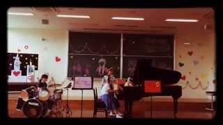 2015/09/12 学院祭 Piano Duo (高2)