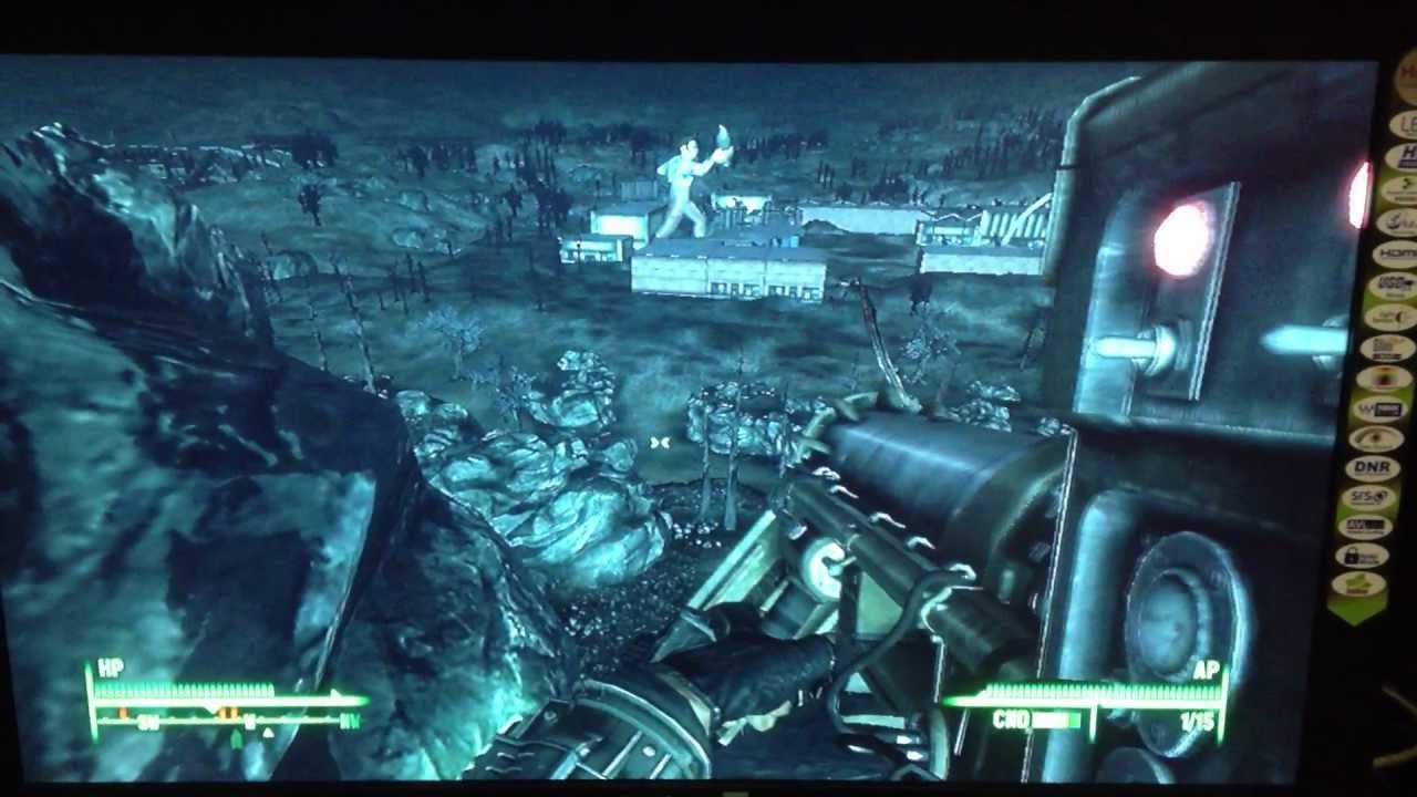 Fallout 3 — Pip-Boy Super Bright Screen Bug (PS3)