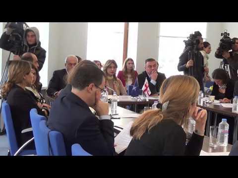 WG Strategic Communication IV - Communication Strategy Of Euro-Atlantic Integration (Part I)