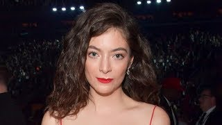Lorde SHADES Grammys For Not Letting Her Perform