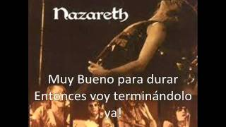 Watch Nazareth Too Bad Too Sad video