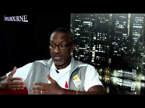 Leroy logan MBE Ex Superintendent of Police  on The Sylbourne Show
