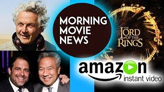 Lord of the Rings TV Show on Amazon, George Miller suing Warner Bros