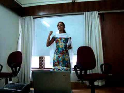 Public speaking skills training chennai