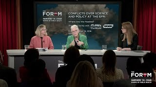 Conflicts Over Science And Policy At The EPA: Where Are We Headed?