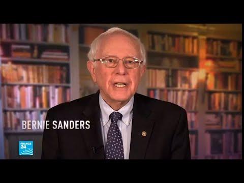 بيرني ساندرز يعلن ترشحه للانتخابات الرئاسية الأمريكية  - نشر قبل 3 ساعة