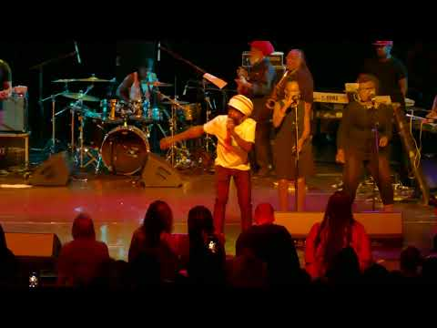 "Cocoa Tea ""Hot Up"" Jamrock Cruise 2017"
