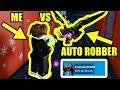 ARRESTING 200,000 BOUNTY AUTO ROBBER!!! | Roblox Jailbreak Winter Update