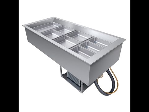 Hatco Refrigerated Drop-in Cold Pans