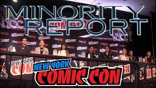 Minority Report Panel NYCC 2015