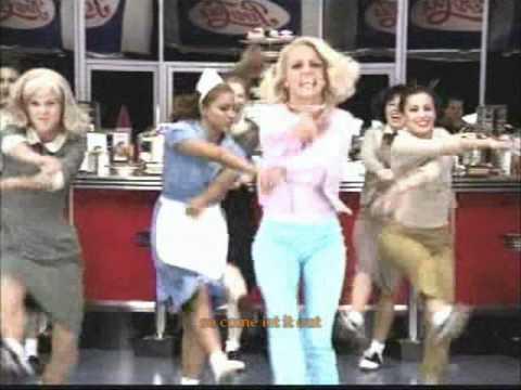 Britney Spears - Pepsi Commercial (Millennium) (Karaoke)