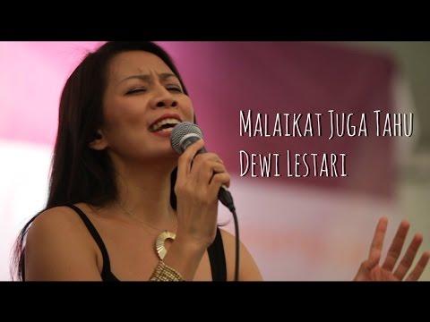Dee Lestari (Dewi Lestari) - Malaikat Juga Tahu (Indonesia Subtitle)