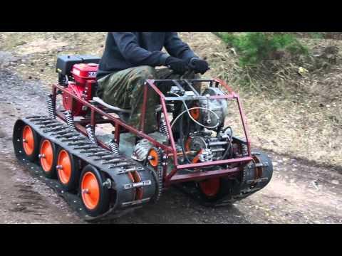Трактор ДТ-175 «Волгарь». Видео и характеристики.