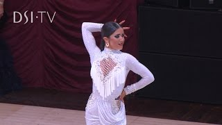 Amateur Latin Highlights - Blackpool Dance Festival 2016