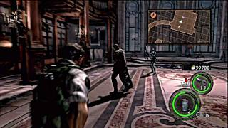 Resident Evil 5 HD Lost in Nightmares: Professional Intense Fight With Wesker & Jill's Suicide P5