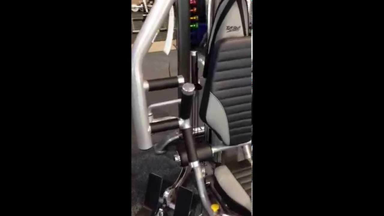Tuff Stuff AXT5D Home Gym YouTube