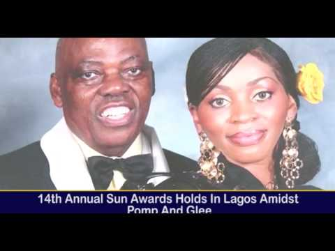 14TH EDITION OF THE SUN AWARDS HOLD IN LAGOS