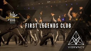 First Legends Club | Feel The Bounce 2017 [@VIBRVNCY Front Row 4K] #feelthebounce