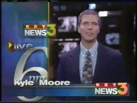 Dishwalla KEYT Santa Barbara Interview 1998
