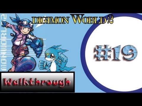 Walkthrough Digimon World 2(PSX) - Parte 19 - Laser Domain: Damien de novo? - EliasXD