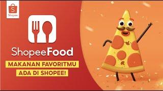 Pizza Time! Temukan Makanan Favoritmu di Shopee Food!