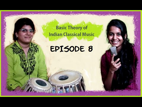 Ep8: Concept of Rhythm (taal and laya) in Hindustani Classical Music
