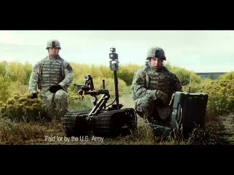 THE NEW US ARMY STRONG COMMERCIAL - YouTube