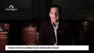 HCD Tandil concejal Matías Meli